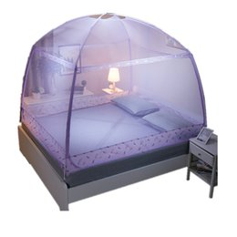 $enCountryForm.capitalKeyWord UK - Round Done Mosquito Net for Adults Three-door Canopy Netting for Princess Bed Zipper Bed Canopy Students Mesh Bed Tent VT0149