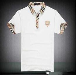 Shark T Shirts For Men NZ - Summer Designer Luxury T Shirts for Men Tops Brand Shark Mouth Pattern Mens Clothing Short Sleeve Tshirt Mens Tops Streetwear Fashion Tide