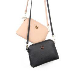 $enCountryForm.capitalKeyWord Australia - Shell bag Ms First layer Cowhide Genuine Leather Shoulder Bags fashion Fox head Hand Crossbody bag new style factory wholesalee