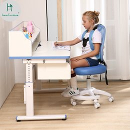 lifting chairs UK - Louis Fashion Childrens Learning Chair Can Adjust Lifting and Writing to Correct Sitting Posture Primary Secondary