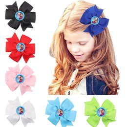 headbands bow Australia - INS Free DHL Shipping Girls Hair Clips Sequins Floral Bows baby Hairclips designer Hair Accessories Christmas Bottle Clips Baby Hair Sticks