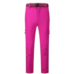 $enCountryForm.capitalKeyWord UK - Hiking Pants Women Waterproof Rock Mountain Climbing Trousers Windstopper Ski Hunting Camp Dresses Tech Fleece Softshell