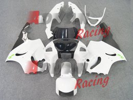 Kawasaki Zx7r Abs Fairing Kits Australia - High quality New ABS motorcycle fairings fit for kawasaki Ninja ZX7R 1996-2003 ZX7R 96 97 98 99 00 01 02 03 fairing kits cool white