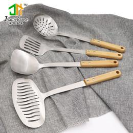 $enCountryForm.capitalKeyWord Australia - Stainless Steel Kitchen Utensil Cooking Tools Set Cooking Leak Shovel Cookware Kitchen Tools Turner Colander Spoon Kitchenware