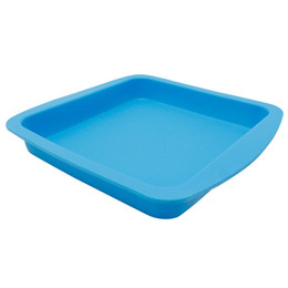 """$enCountryForm.capitalKeyWord Australia - Flat Slab Pizza Pad Silicone Dab Container 8"""" Large Non Stick Silicone Container 5 Pcs lot"""