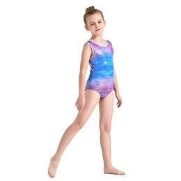 400eb138a3f3 Gymnastics clothes girls 2018 star-shaped body suit ballet gymnastics Dance  dance practice clothes dance clothes