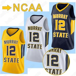4a7a09c3d Grey basketball jerseys online shopping - NCAA jerseys Ja Morant jerseys  Murray State College Men s
