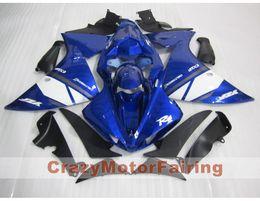 $enCountryForm.capitalKeyWord Australia - High quality New ABS Molding motorcycle Fairings Kits Fit For YAMAHA YZF-R1-1000 2009 2010 2011 09 10 11 Fairing bodywork set custom blue