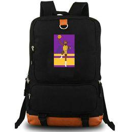 $enCountryForm.capitalKeyWord Australia - Jabbar day pack Kareem Abdul Basketball player daypack Skyhook schoolbag Print packsack Laptop rucksack Sport school bag Outdoor backpack
