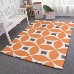 Home door mats online shopping - Nordic Carpets Rugs Modern Carpet Living room Bedroom Large Child Climbing Mats Kitchen Door Mat Home Decor Area Rug Antiskip W19
