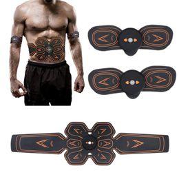 $enCountryForm.capitalKeyWord Australia - ABS Stimulator Muscle Toner Abdominal Toning Belt Home Gym Fitness Trainer USB Charging Electrostimulator Electro Stimulateur