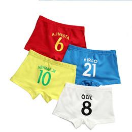$enCountryForm.capitalKeyWord Australia - boys cotton underwear cute figures baby cartoon printed children boys solid Flat angle boxers briefs panties