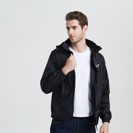 $enCountryForm.capitalKeyWord Australia - Mens Designer Jackets Brand Wolf Outerwear windbreak Long Sleeve Coats With Letters Zipped Luxury Jacket Claw Embroidery Mens Clothing