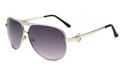 Sun Plastic Coating Australia - 2019 Manufacturer direct selling sunglasses new metal resin high quality sun glass gift box man is sunglasses.