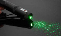 green high power laser NZ - 5Pcs JD-851 Green Laser Pointer Pen 532nm high Power Lazer Pen + Star Cap Vusiable Beam 1000-8000m