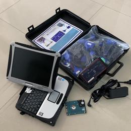 $enCountryForm.capitalKeyWord Australia - Dearborn Protocol Adapter5 Heavy Duty Truck Scanner DPA5 diagnostic tool with cf-19 laptop full set, ready use