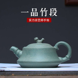 zisha teapot UK - Chinese Yixing Zisha Teapot China Yixing Purple Clay Ceramic Tea Pot Good Anniversary Gift
