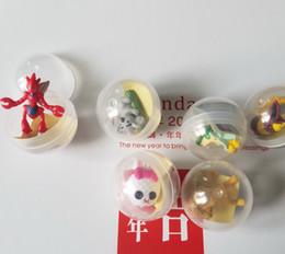 $enCountryForm.capitalKeyWord Australia - Free shipping 3.8*3.8cm capsule toys action figure mini toys animal ornaments promotion gift for children mix items