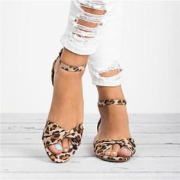 Shoe Sandal Female Australia - Ladies Fish Mouth Cross Strap Flat Heel Solid Color Sandals Summer Women Casual Sandals Female Open Toe Shoes
