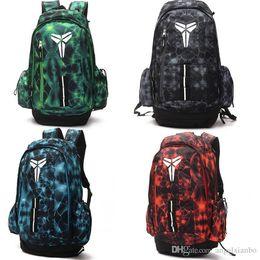 $enCountryForm.capitalKeyWord Australia - Brand New KOBE Basketball Backpacks Sport Backpack Man Backpack Large Capacity Training Women Travel Bags School Bag Shoes Bag