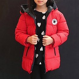 Blue Cotton Cloak Australia - good quality Baby Coat Girl Boys Winter Clothes Hooded Coat Cloak Jacket Thick Warm Outerwear Clothes meisjes winterjas snowsuit