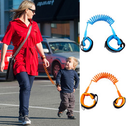 Child wrist strap online shopping - Children Anti lost strap Child kids safety anti lost wrist link m outdoor parent baby leash band baby toddler harness C2176