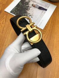 $enCountryForm.capitalKeyWord NZ - The Latest Men S Serpentine Belt Smooth Buckles Female Belt Joker Belt Gold Buckle Casual Joker Fashion Style