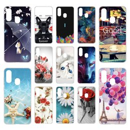 diy phone case cover Australia - Silicone Case For ZTE Blade V10 Vita Cases Soft TPU DIY Painted Back Phone Bumper For ZTE V10 Vita 6.26 inch Covers