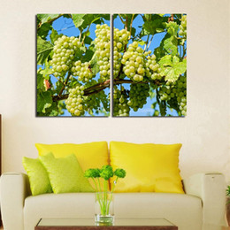 $enCountryForm.capitalKeyWord Australia - Green Grapes Canvas Print Wall Paintings Decoration Maison Home Picture Oil Art Pictures Modular Painting Wall Art Modern