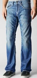 $enCountryForm.capitalKeyWord Australia - Fashion-traight t Jeans Classic Denim Trousers with Wings American Flag Jean Robin Jeans For Men Fried Snow Jeans Rhinestone r 30-40