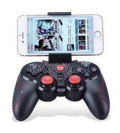 $enCountryForm.capitalKeyWord Australia - DHL 20pcs S5 Bluetooth Wireless Game Controller Gamepad Joystick for IOS IPhone IPad Android Smart Phone Smart TV VR Box K5077