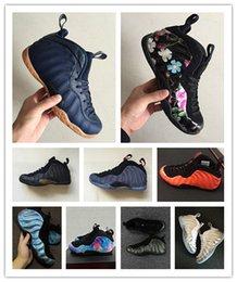 Toptan satış 2019 Yeni penny hardaways Basketbol Ayakkabıları çocuklar Ayakkabı Açık Havada Erkek Erkek Spor Sneakers Eğitim Boots Erkekler Eğitmenler Basketbol Ayakkabıları