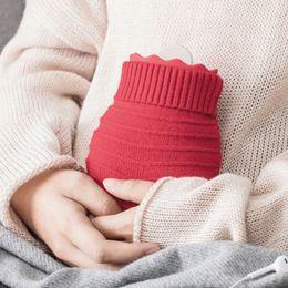 Water Bag originale Xiaomi Youpin Mini silicone Microonde Riscaldamento calda con Knit copertura Warm sacchetto di mano di Acqua Iniezione calda bottiglia di acqua 3011908 in Offerta