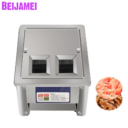 $enCountryForm.capitalKeyWord Australia - BEIJAMEI 150kg h Automatic Electric Meat Vegetable Cutting Slicing Machine Commercial Meat Block Slicer Cutter Price