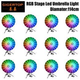 Led 114pcs 0.2w Dmx512 Magic Blumen Light High Bright Rgb 3in1 Lights Dj Disco Club Stage Light Effect Umbrella Colours Lamp Stage Lighting Effect