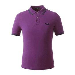 $enCountryForm.capitalKeyWord NZ - 2019 fashion trend new men's casual fashion short-sleeved t-shirts, slim casual POLO shirt, Paul shirt