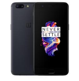 $enCountryForm.capitalKeyWord Australia - One plus 5 Oneplus 5 A5000 4G LTE Cell Phone Snapdragon 835 Android 7.0 5.5 inch FHD 1920x1080 8GB RAM 128GB ROM 20.0MP NFC