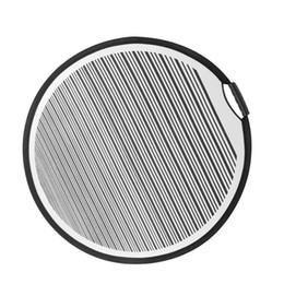 80 cm Raya redonda Flexible Plegable PDR Revestimiento de luz Reflector Panel cóncavo Herramienta de diseño portátil para reparar el raspado del cuerpo de la puerta del coche y H en venta