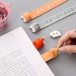 Office & School Supplies Cute Cat Fox Corgi Hamster Butt Bookmark Paper Pin Stationery School Supplies Top Selling