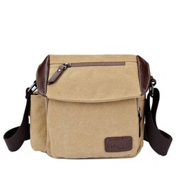 Hot Sale Discount Promotion Chinese Man Shoulder Bag Canvas Man Bag  Messenger Bag Free Shipping 1311 853fe733779f6