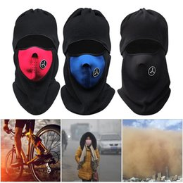 $enCountryForm.capitalKeyWord Australia - 3 Colors Cycling Cap Windproof Thermal Face Mask Balaclava Bandana Sport Ski Winter Running Bike Bicycle Neck Hat Head Scarf