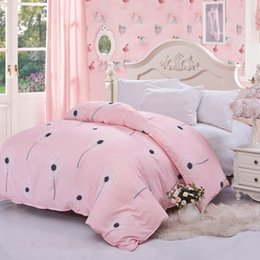 mint bedding Australia - Separate Quilt Cover Solid Color Cotton Sandwiched Bed Cover Comfortable Color Quilted Mattress Cover Home Bedding Pillowcase Set