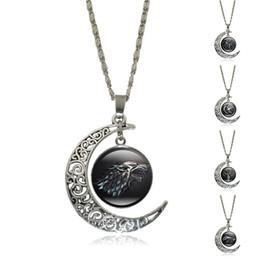 Long Big Pendants Australia - Pendants Necklace Big Round Animal Best Lady Long Chain Necklace Pendant Choker Statement Girls Women Men Jewelry