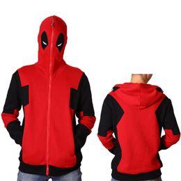 Men's Clothing 2019 Hot Superman Deadpool Finding Francis Casual Sweatshirt Hoodies Men And Women Loose Fit Autumn Winter Warm Fleece