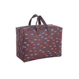 $enCountryForm.capitalKeyWord UK - Oxford Cloth Washable Quilt Storage Bag Clothing Finishing Bag Moving Duffel Storage Box 8 Types 3 Sizes for Choice