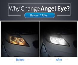 BMW Angel Eyes 3 5 7 Series E92 E82 E93 H8 120W 6-sided BMW Angel Eyes on Sale