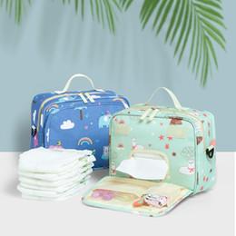 $enCountryForm.capitalKeyWord NZ - Wet Bag Waterproof Diaper Bag Handbag Washable Cloth Diaper Baby Reusable Mummy Nappy Organizer For Mom Maternity