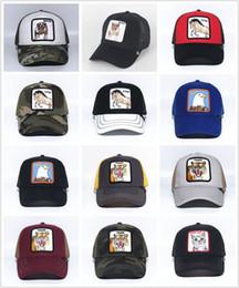 Dog hat women online shopping - NEW Embroidery Butch Dog Baseball Caps Summer Luxury Mesh Hats Outdoor Sun Hat Mens Golf Ball Caps Women Fashion Visor Lovers Hats