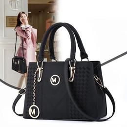 Messenger bag style purse online shopping - Luxury Designer Handbags Purse Famous Brand M Fashion Women Cross Body Shoulder Bags Leather Tote Messenger Bag Lady Sac a Main Femme Bolsas
