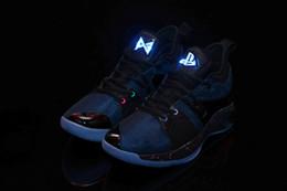 Опт Высокое качество PG 2 Playstation обувь Мужская спортивная обувь PG2 Playstation Дешевые оптовые для продажи нам 7-12 приходят с коробкой